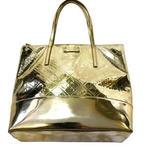 Kate Spade Gold Beale Street Pammy Tote